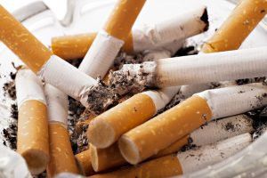 Chemicals in Tobacco Cause Cancer