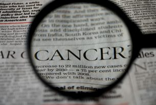 Cancer - Newspaper Headline
