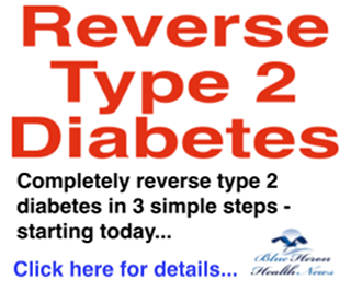 Three Simple Steps to Reverse Type 2 Diabetes